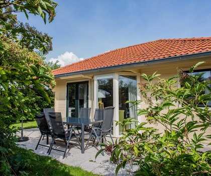 Villabungalow 6 personen